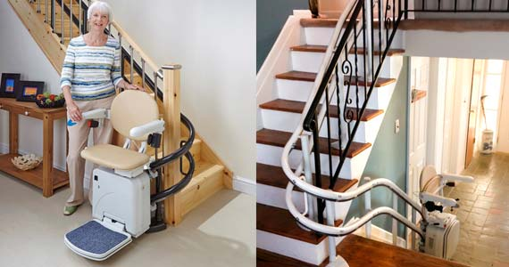 Staten Island Curved Stair Lifts